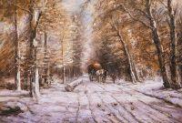 По зимней дороге N3