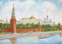 На Кремлёвской набережной
