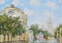 На Большой Никитской, Москва