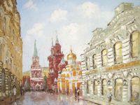 Никольская ул. Москва