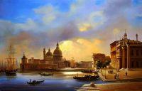 Летний вечер в Венеции