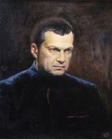 портрет В. Соловьева