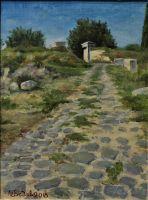 римская дорога