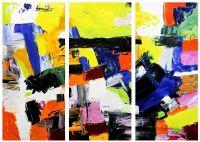 Domino Dancing N2. Триптих