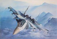 Самолет Су-35. Покоряя небо