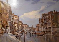 Венеция. По мотивам Ван Зигена