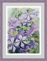 Картина с цветами Blooming