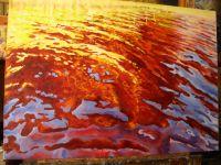 красная вода