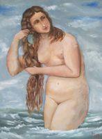 Обнажённая. Венера