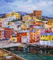 Итальянские каникулы. Вид на Геную