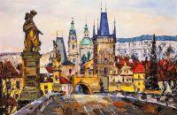 Карлов мост. Легенды старой Праги