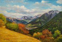 Осень в горах N2