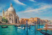 Венецианские каникулы. Вид на Санта-Мария делла Салюте