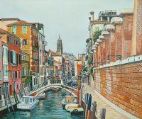 Венецианские каникулы. Прогулка по каналам N3