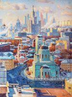 Воспевая красоту зимнего города