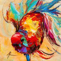 Золотая рыбка Оранда N2