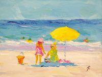 Летние истории. Дети и море N2