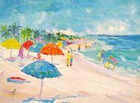 Летние истории. Разноцветные зонтики N4
