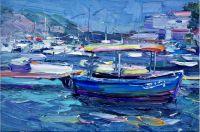 Балаклава. Лодки