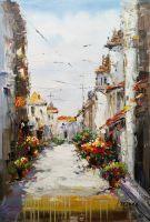 На городских улицах. Средиземноморье