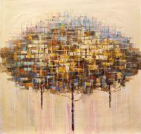 Деревья. Осенний флёр N2