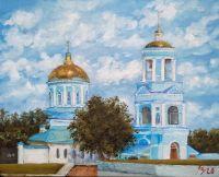 Воронеж. Покровский Храм