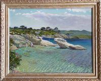 Камни Эгейского моря.