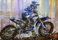 Мотоциклист. Жажда скорости