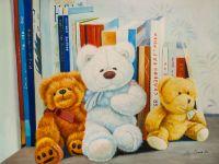 Мишки Тедди. Почитаем?