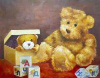 Мишки Тедди. Поиграем?