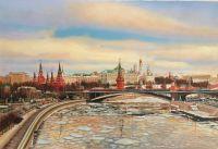 И тают льды на Москве-реке