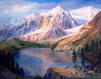 Алтай. Шавлинские озера