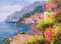 Средиземноморское лето