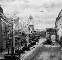 Санкт-Петербург. Монохром