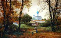 Осень, тихая пора...