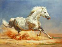 Белый конь. Быстрее ветра