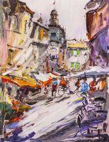 Гуляя по городу шумному... Зарисовки путешественника