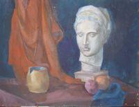 Натюрморт с головой Венеры