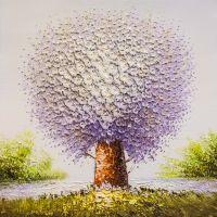 Дерево желаний. Белый цвет