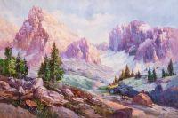 Среди горных вершин