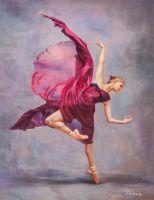 Танец Арабеск