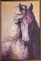 Лошадь. Грация
