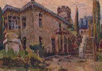 Приморский городок