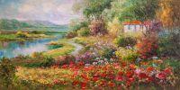 В краю солнца и цветов. Версия AV