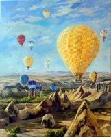 Каппадокия - страна воздушных шаров
