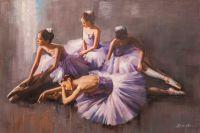 Изящные балерины