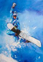 Сноубордист. Жажда скорости N3
