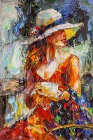Утренний кофе на террасе