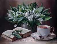 Чай с ароматом ландышей