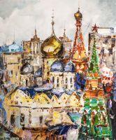 Москва златоглавая. В духовном сердце столицы
